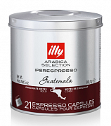 Кофе в капсулах Illy Arabica Selection Gvatemala, 21 шт