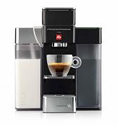 Кофемашина Illy Iperespresso капсульная Y5 MILK Espresso&Coffee