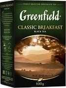 Чай черный Greenfield Classic Breakfast 100 гр.