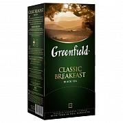 Чай черный Greenfield Classic Breakfast 25 пак. х 2 гр.