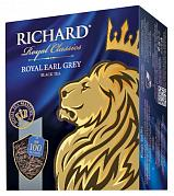 Чай черный Richard Royal Earl Grey 100 пак.*2 гр.